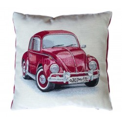 Cushion cover Red Beetle