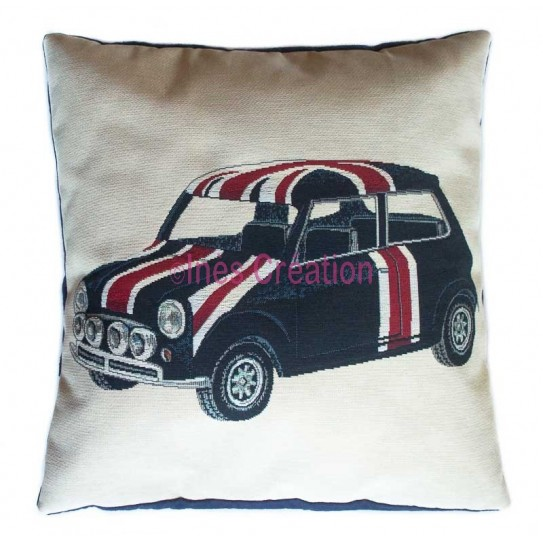 Cushion cover Mini Cooper