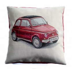 Cushion cover Fiat 500
