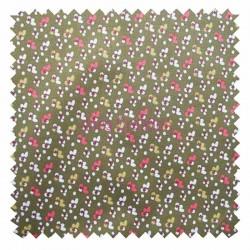 Cotton fabric sold by metre Fiduo Linden Oeko-tex