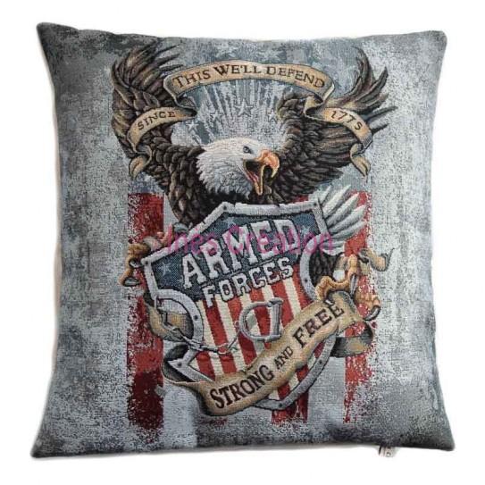 Cushion cover Eagle Biker