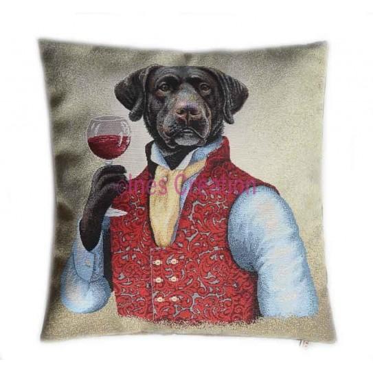 Cushion cover Labrador