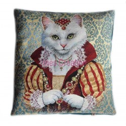 Cushion cover Marquise cat