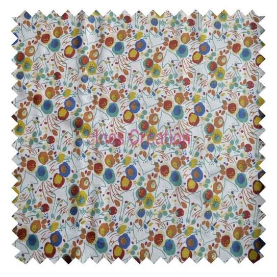 Viscose fabric sold by metre Kibard off-white Oeko-tex