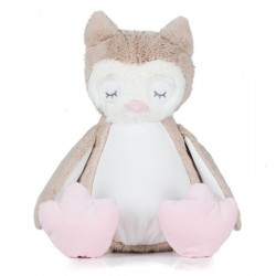 Soft plush Zippie Owl