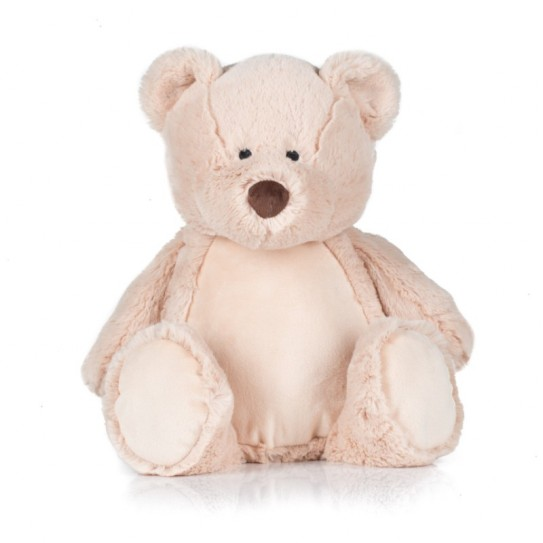 Soft plush Zippie Teddy