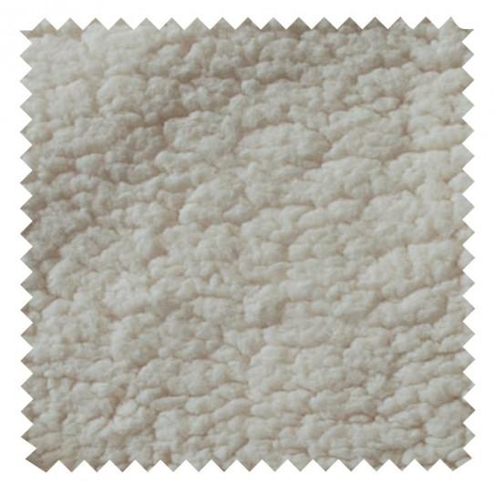 Fabric Sherpa Ecru