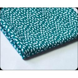 Coupon tissu 50x50 cm 100% coton Stili Canard