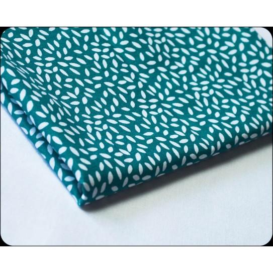 Fabric 100% cotton Stili Canard