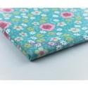 Coupon tissu à partir de 10cm 100% coton Collection Anisley