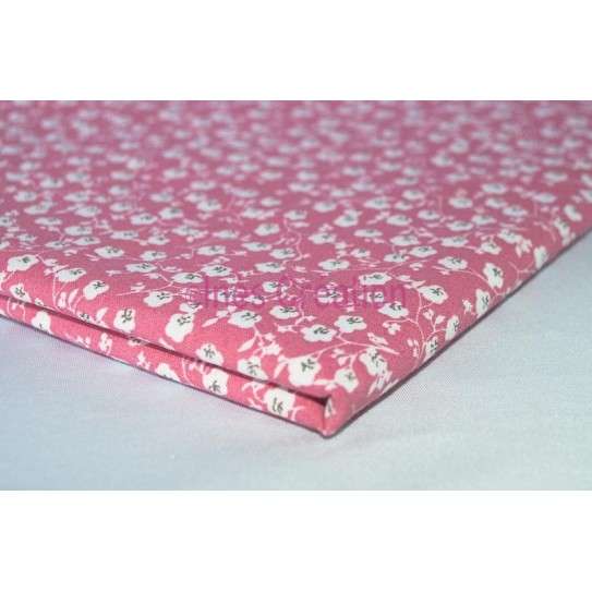 Coupon de tissu 50x50 cm 100% coton Imelda Rose